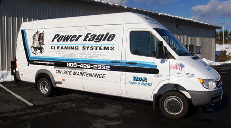 Pressure Washer service, maintenance, and repair